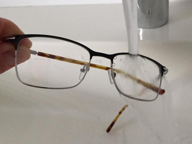 Tipps & Tricks - Brille säubern