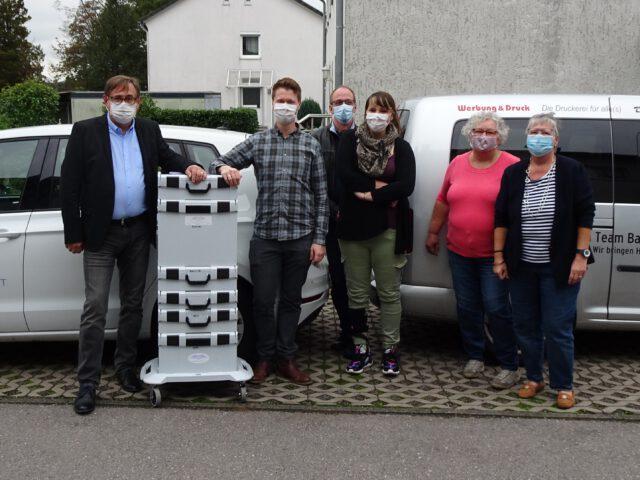 Zusammenarbeit mit dem SHG Schlaganfall-Wk e.V.
